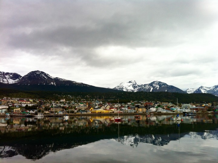 旅と周辺の話。 vol.2 南極にもっとも近い町 アルゼンチン ウシュアイア