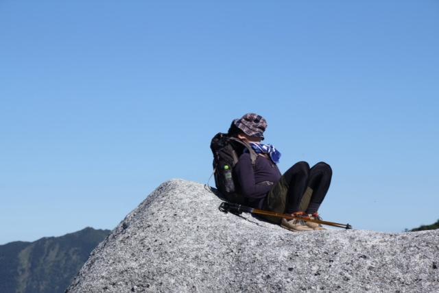 【画像あり】標高2,841mまで登ってみた。