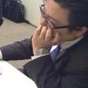 Mitsuaki(学生時代のあだ名はむっしゅ)