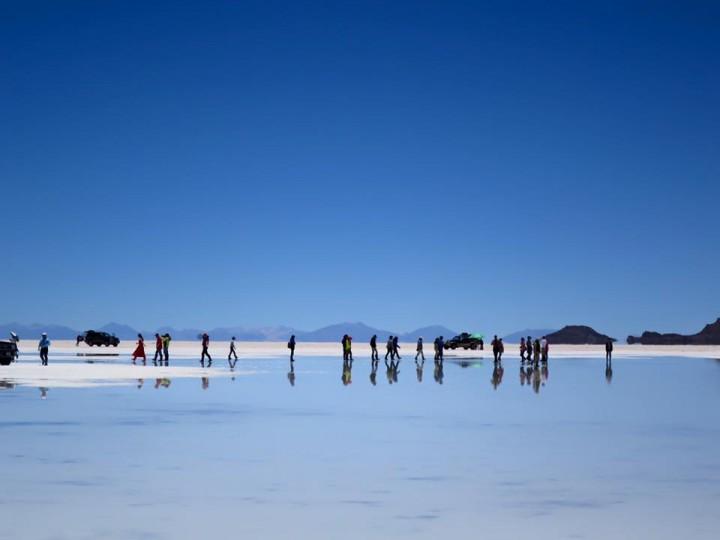 旅と周辺の話。 vol.3 絶景 ボリビア ウユニ塩湖