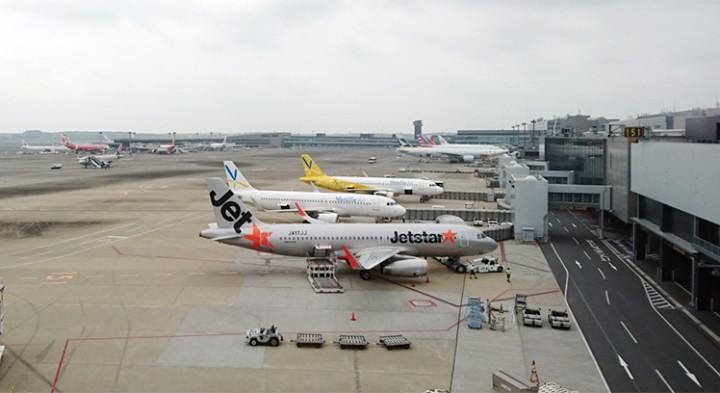 【クリエイティブが止まらない】カッコよすぎる成田空港第3旅客ターミナルへ行ってきた!