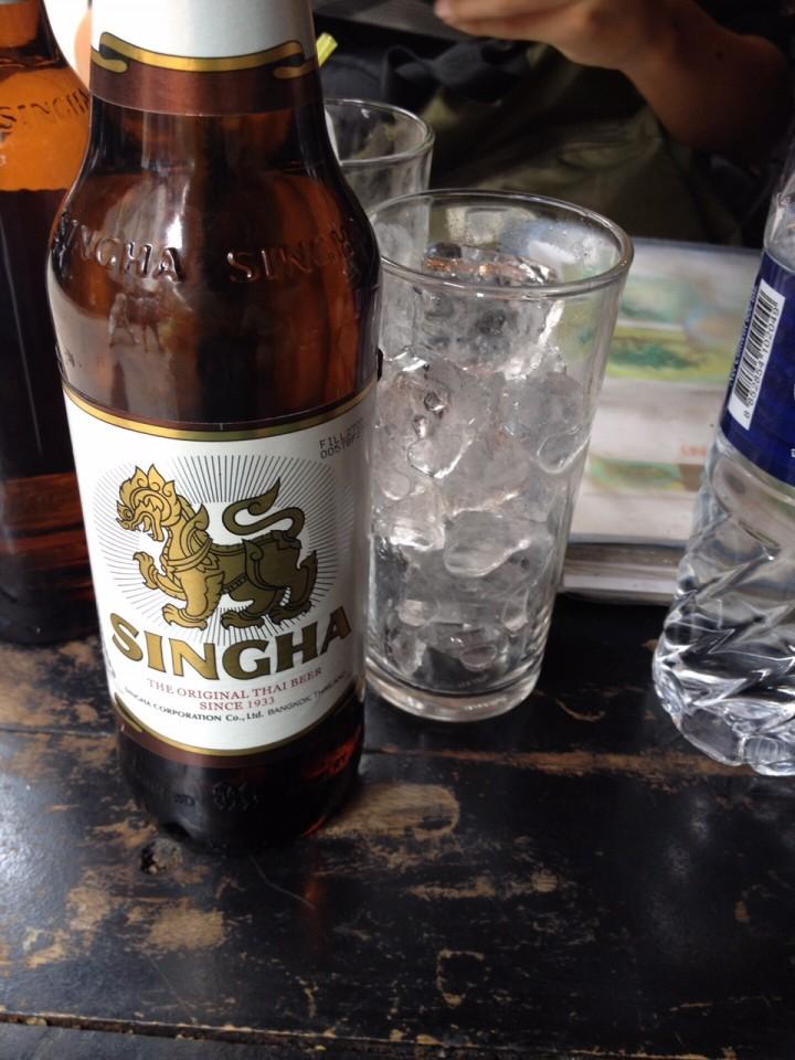 【タイ通信】ビールに氷を入れる!?