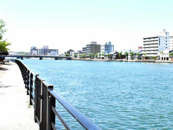 大橋川(松江)