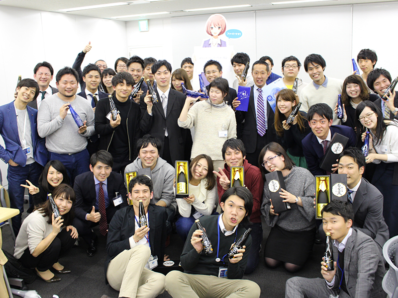【宝酒造×エン・ジャパン】平日の夜こそお酒を飲んで語り合おう!新商品「澪 DRY」のプロモーションを考える。