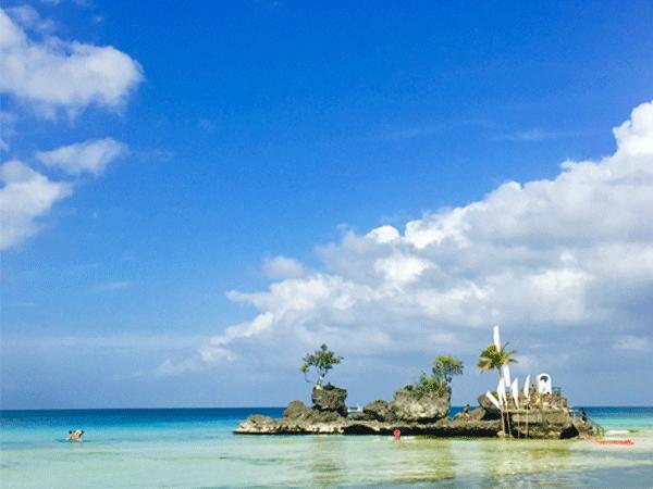 リフレッシュ休暇で、フィリピン・ボラカイ島に行ってきた