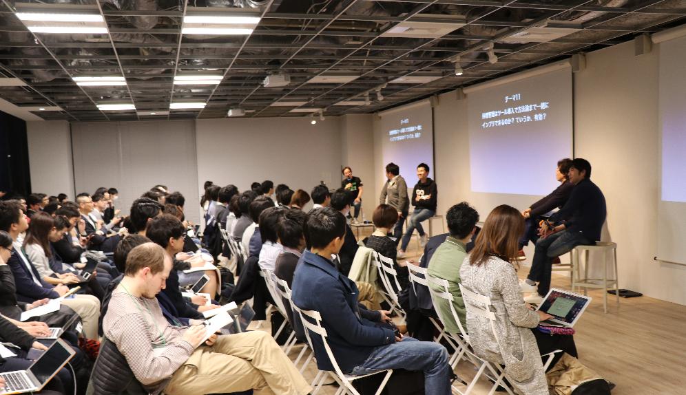 HRTechの最前線を知る!TechCrunchイベントに潜入したよの話 #きょうのエン