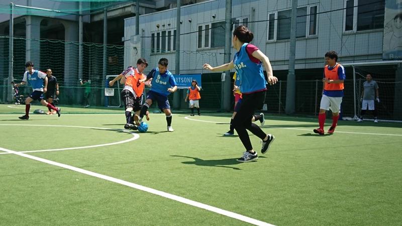 大阪メンバーはスポーツにも熱い?サッカーまみれのとある週末。