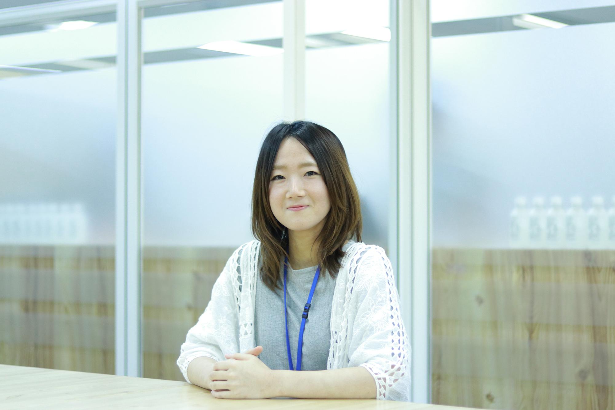 ようこそ!中途新人さん♪ ~デザイナー海住綾子さん