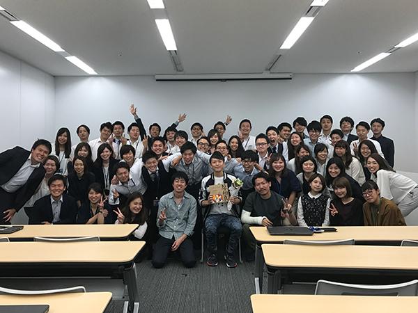 さよなら原先生、東京でがんばってねの会