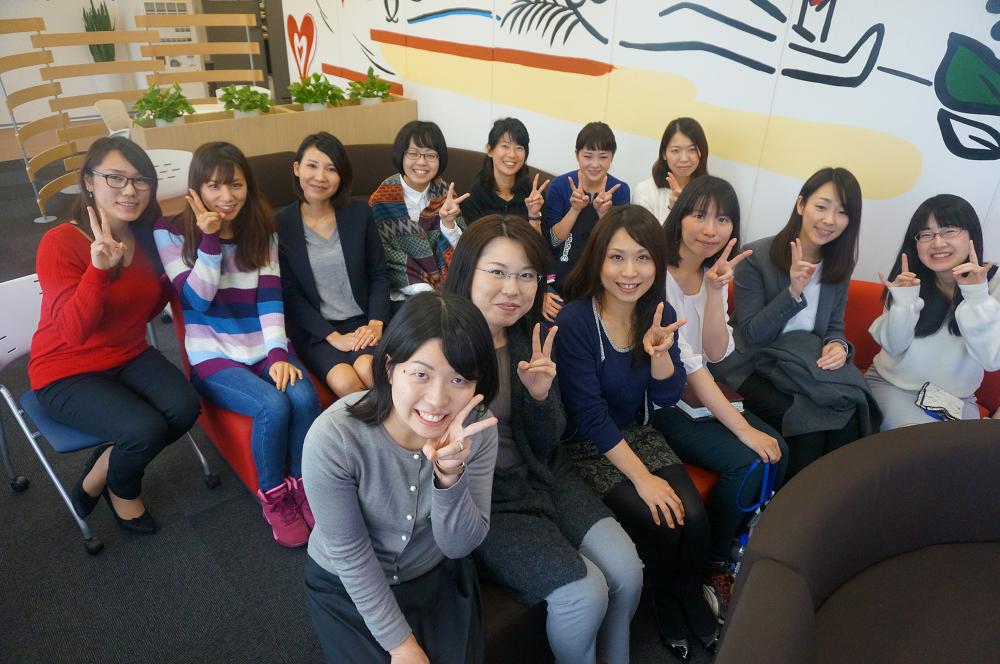 女性社員向けに人事制度説明会を開催しました! #きょうのエン