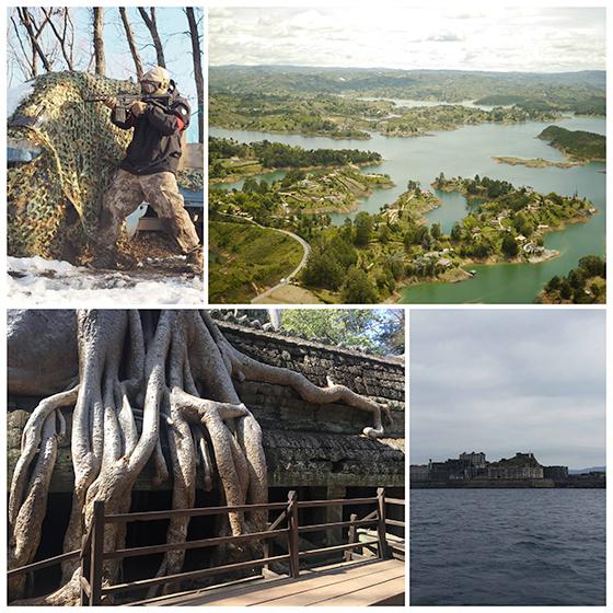 コロンビア、カンボジア、軍艦島…旅行の写真見せてください! #きょうのエン