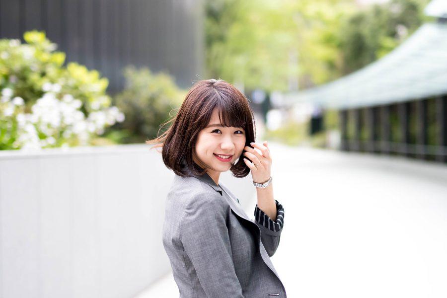 となりのen soku!ガール 松井さん(キャリアコンサルタント/大阪)#きょうのエン