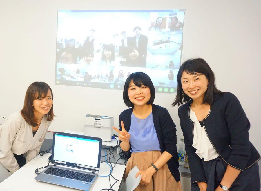 日本全国の拠点集合!先輩ランチ、第三弾。#きょうのエン