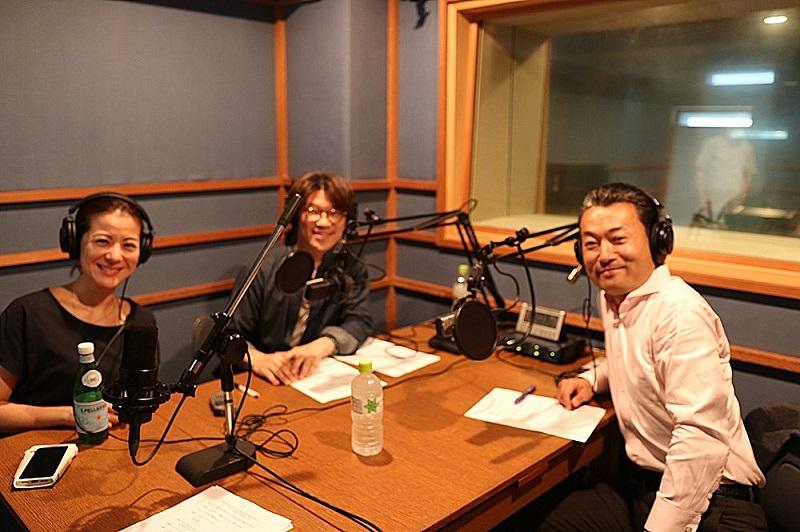 代表・鈴木さんが2度目のラジオ出演!収録現場に潜入!#きょうのエン