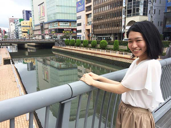 """彼女の夢は、""""仕事嫌い""""な友人を救うこと。 #九州大陸"""
