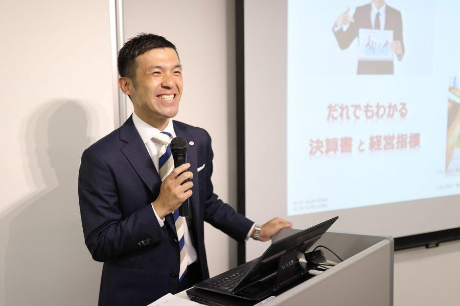 【セミナーレポート】エンOBが登壇!~だれでもわかる決算書と経営指標~