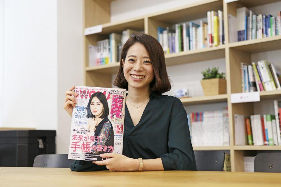 日経WOMANに南條が手帳女子として登場!エン女子社員の手帳話も聞いてみた。 #きょうのエン