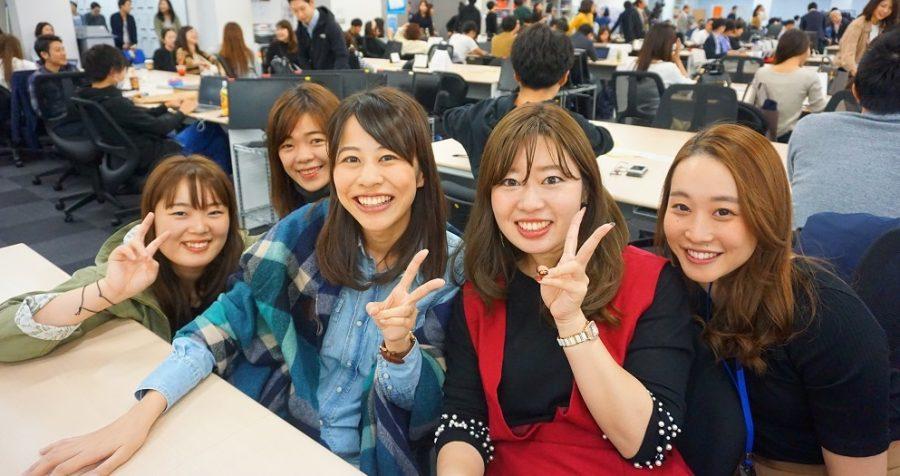 エン社員が大集合!2018年10月 キックオフスナップVol.2 #きょうのエン