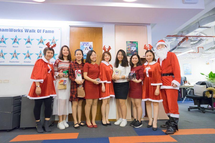 クリスマスは一大イベント!グループ会社のクリスマスをのぞき見! #きょうのエン
