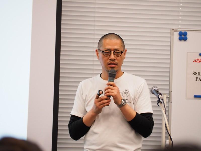 キャリアの選択肢を学ぶ!西口さんが社内講師として登壇 #きょうのエン