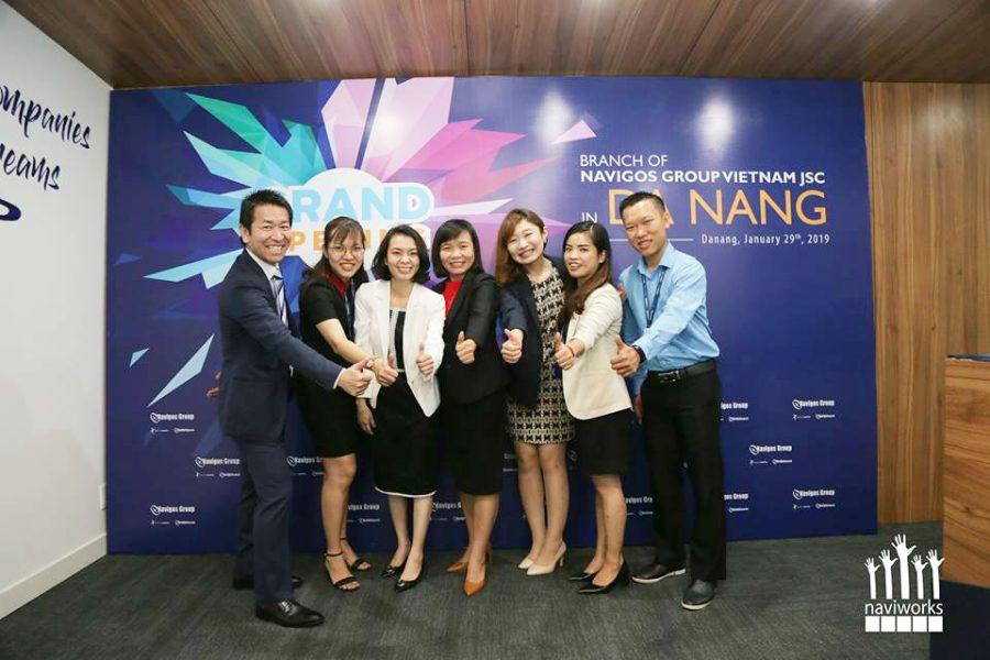 NavigosGroupがベトナムのダナンに新拠点開設!オープニングパーティーの様子を覗き見! #きょうのエン