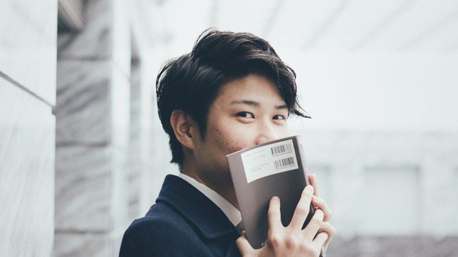 初心に帰れる本を、たいせつにする。 #読書男子