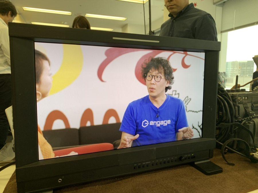 フジテレビ「ビジネスStyle」に寺田さんが出演したよ! #きょうのエン