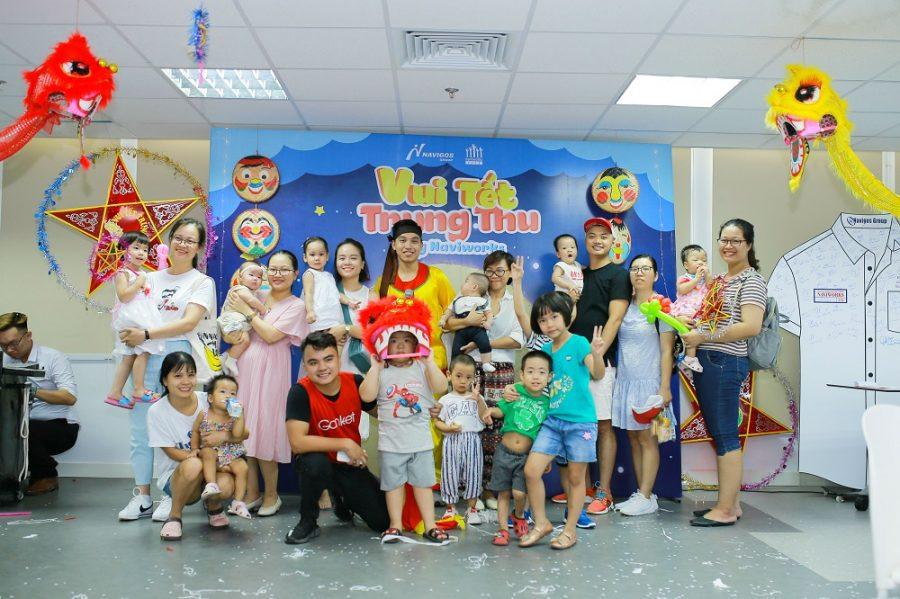"""ベトナムの""""中秋節""""は家族の日。Navigos Groupのファミリーデー #きょうのエン"""