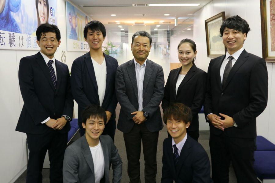 鈴木さんが『学生新聞』の取材を受けました! #きょうのエン