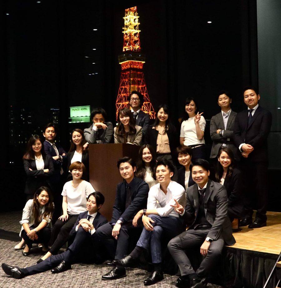 2020年度エン・ジャパン内定式を開催しました!〜式典編~