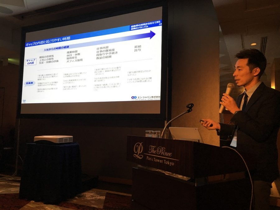 越田さん、吉久さんがイベント登壇!人事向けに社員の定着・活躍の秘訣を語る! #きょうのエン