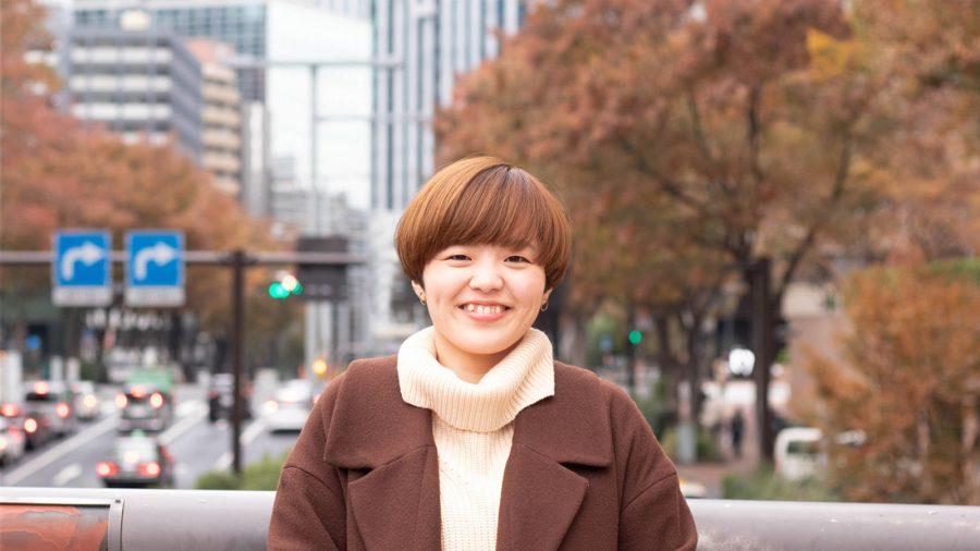 となりのen soku!ガール  樋渡さん(人事/東京) #きょうのエン