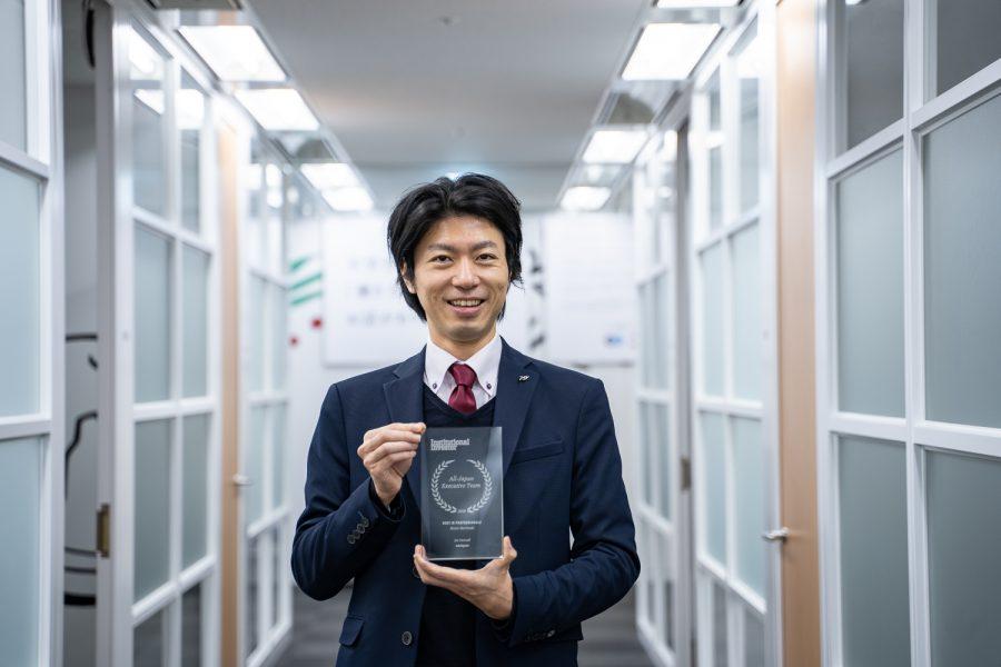 祝★「The All-Japan Executive Team 2019」で名誉ある評価をいただきました! #きょうのエン