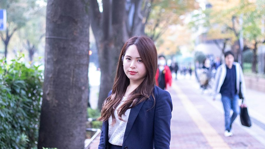 となりのen soku!ガール 花田さん(営業/東京)#きょうのエン