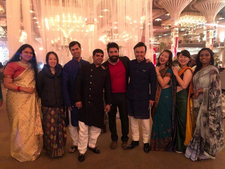 結婚式にお呼ばれ!#インドからナマステ