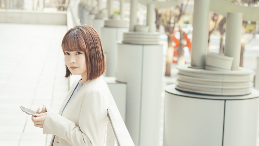 となりのen soku!ガール 佐藤さん(営業/東京) #きょうのエン