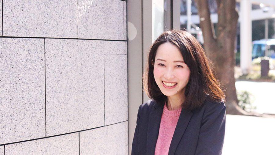 となりのen soku!ガール 衣川さん(ディレクター/東京)#きょうのエン