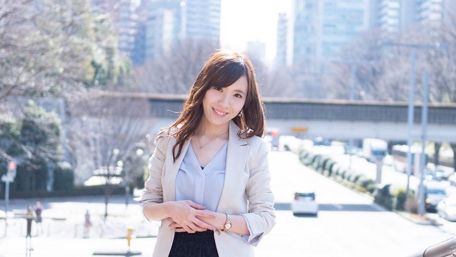 となりのen soku!ガール 松村さん(営業/東京)#きょうのエン
